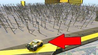 ¡¿CÓMO PASO POR AHI?! - CARRERA GTA V ONLINE - GTA 5 ONLINE