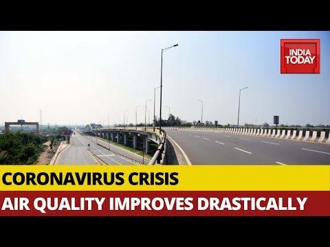 Amidst Coronavirus Crisis, Air Quality In Metros Improves Drastically
