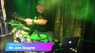 We Just Disagree by Dave Mason - Drum Cover (Alesis/Laurin Electronic Drum Kit)