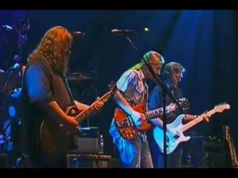 In Memory of Elizabeth Reed - Allman Brothers Band & Eric Clapton