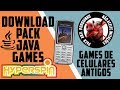 HYPERSPIN / DOWNLOAD PACK JAVA GAMES / EXCLUSIVO