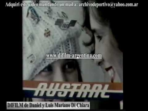 DiFilm - Publicidad Lineas Aereas Austral (1985)