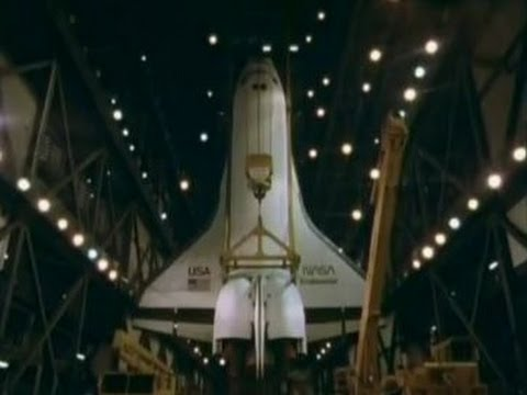 Внутри Шаттла / Inside The Space Shuttle