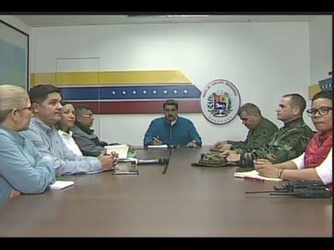 5a7c9875c1 Maduro aprueba plan de 30 días de autoadministración de carga para recuperar  sistema eléctrico