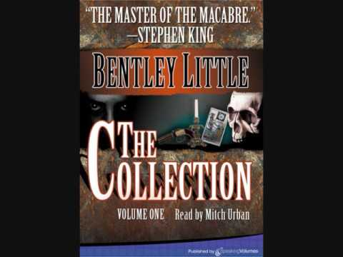Speaking Volumes: The Collection Volume 1 by Bentley Little (Book Trailer)