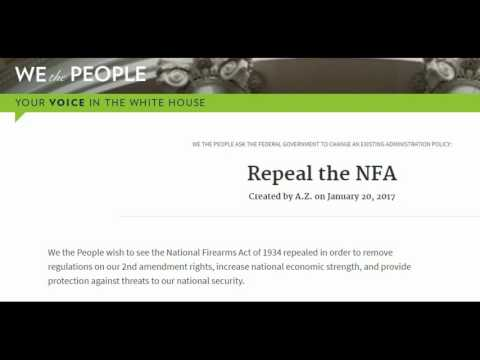 Repeal the NFA