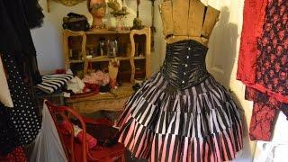 Steampunk in Wonderland - Alice Dress (part 1)