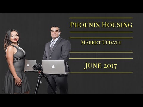 Phoenix Housing Market Update June 2017-Free Agent Properties