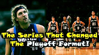 The LEGENDARY Playoff Series That Changed The NBA Rules!