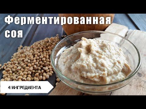 Ферментация сои в домашних условиях