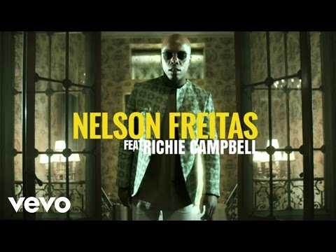 Nelson Freitas  Break of dawn ft Richie Campbell