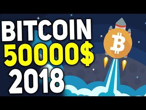 Bitcoin Will Reach $50000 By December 2018
