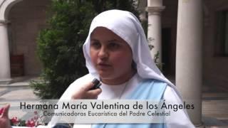 Entrevista: Hermana María Valentina de los Ángeles