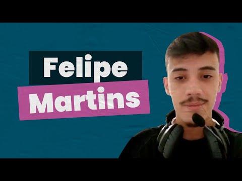 #NossosAlunos Fullstack Master - Felipe Martins