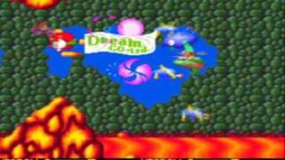 Ordyne Game Sample -- TurboGrafx-16