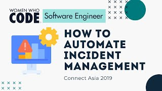 Big Red Button: How Stripe Automates Incident Management - Amy Nguyen