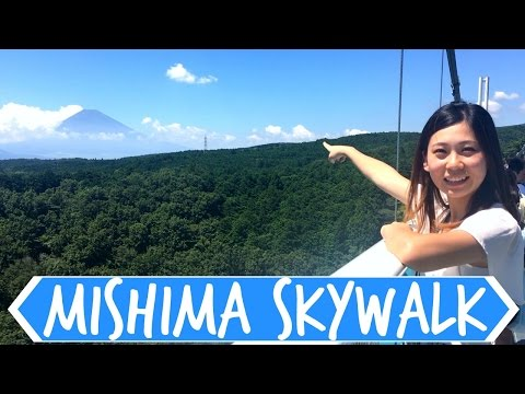 Best Way To See Mount Fuji: Mishima Sky Walk Japan Travel Guide | 三島スカイウォーク・日本最長の吊り橋