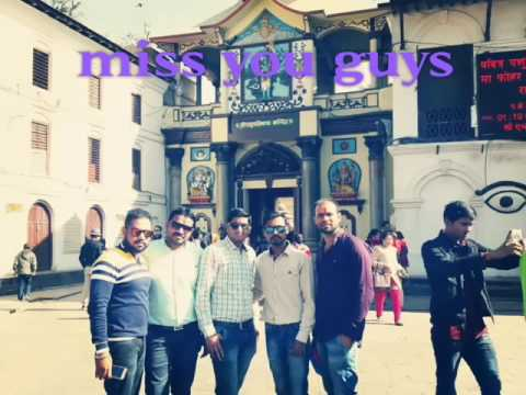 Nepal tour with friends