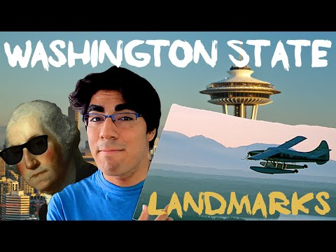 Places to Visit in Washington State (Seattle Space Needle, Mount St. Helens) | Travel Tuesday, S1 E4
