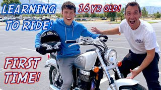 Learning to Ride and Getting My Motorcycle License!