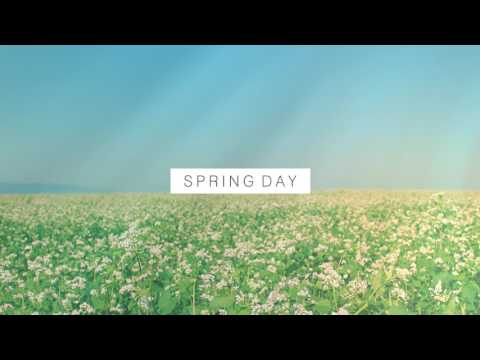 BTS 방탄소년단 '봄날 Spring Day' - Music Box Edition