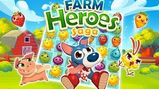 Farm Heroes Saga - Sınırsız Hamle Hilesi [HD]
