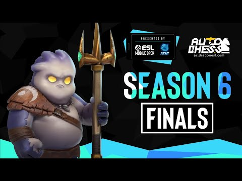 ESL Mobile Open Season 6 Finals - Auto Chess