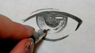 How to Draw Eyes 5 Ways