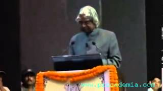 Top 5 inspiring speech of Dr. APJ Abdul Kalam