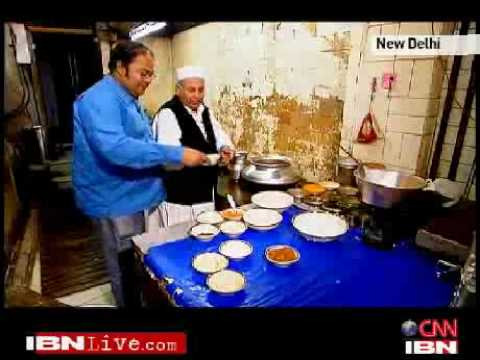 pt.4 Secret Kitchen tastes Delhi's street food, high food