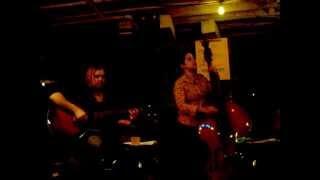 """Shotgun Wedding - """"It Rains Everywhere I Go"""" - Coyote Club - Pontiac, MI - March 23, 2007"""