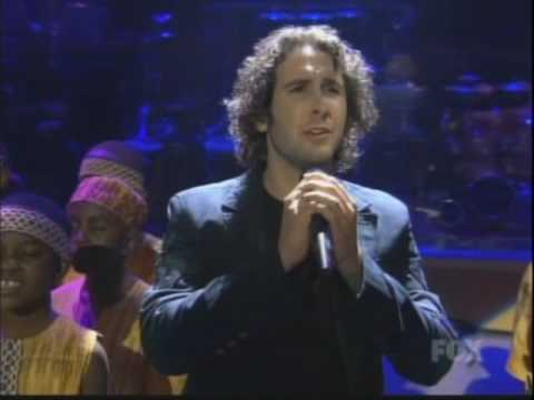 Josh Groban and African Childrens Choir You Raise Me Up