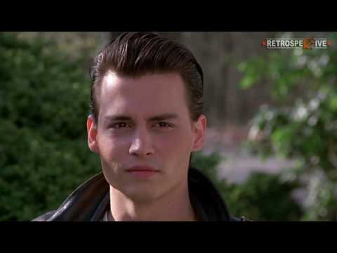 Johnny Depp As A Cry-Baby (From Cry-Baby) (1990)