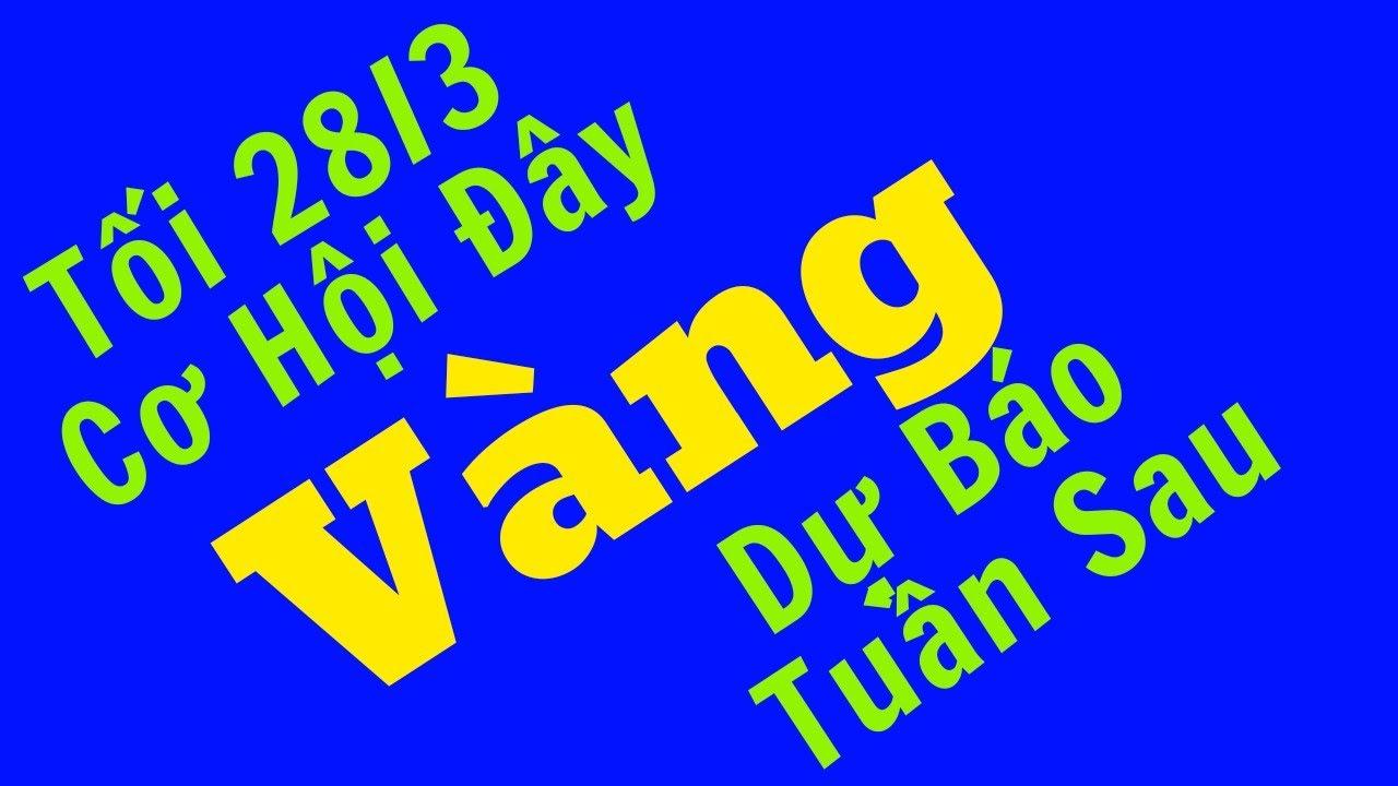 Giá Vàng Tối Hôm Nay Ngày 28/3/2020-Dự Báo 29/3 Vàng SJC 9999 24k Bao Nhiêu 1 Chỉ