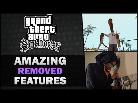 GTA SA - 4 Amazing Cut Things 💣- Feat. MrMario2011 [Beta Analysis]