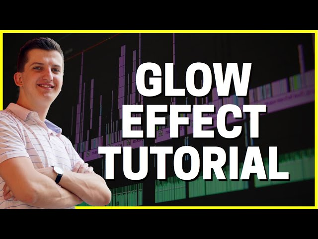 How To Make GLOW EFFECT in Premiere Pro