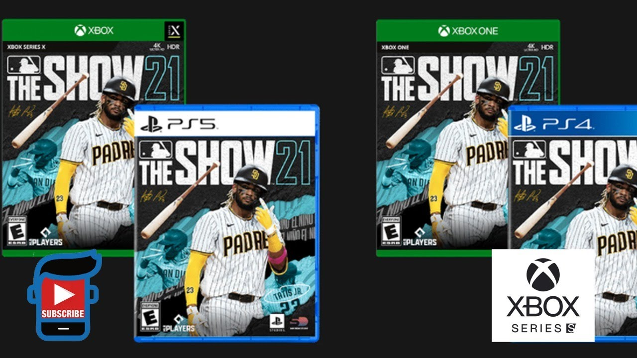 MLB THE SHOW 21 Announcement Trailer Reaction - Xbox Series S