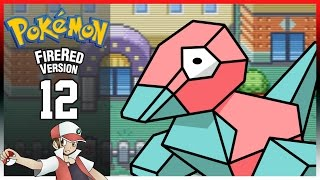 Pokemon Fire Red: Part 12 - Game Corner and Rocket Hideout - Let's Play!
