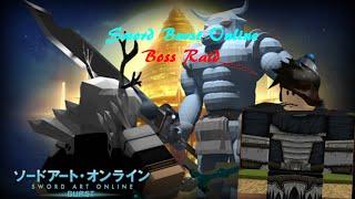 Roblox (SBO) ~Boss Raid Floor 5~