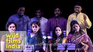Devotional Bliss - classical fusion performance by Abhay Rustum Sopori