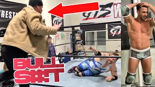 Real Life CONFUSION at CHAMPIONSHIP TOURNAMENT! GTS Wrestling Behind the Scenes Footage