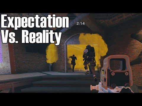 Operator Videos Vs. Reality 3 - Rainbow Six Siege thumbnail