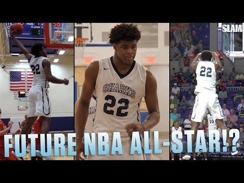 Is Vernon Carey a Future NBA ALL STAR!? Official Junior Mixtape!