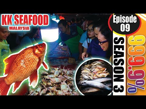 UNREAL MALAYSIAN SEAFOOD MARKET THAT'S REALLY AMAZING