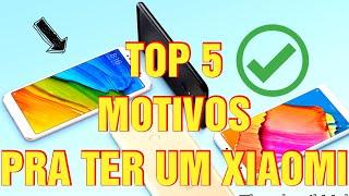 Baixar #TOP5 MOTIVOS PARA TER UM SMARTPHONE DA XIAOMI. #REDMINOTE6PRO #XIAOMIBRASIL