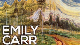 Emily Carr: A collection of 196 works (HD)