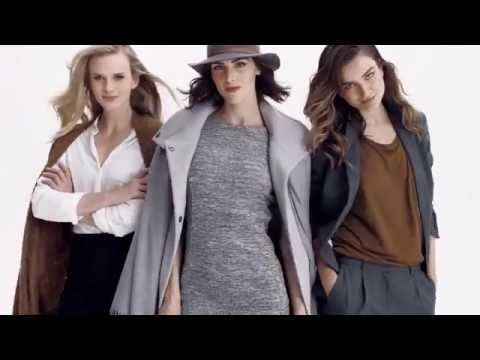 Hilary Rhoda for Lindex Celebrating 60 Years in Fashion