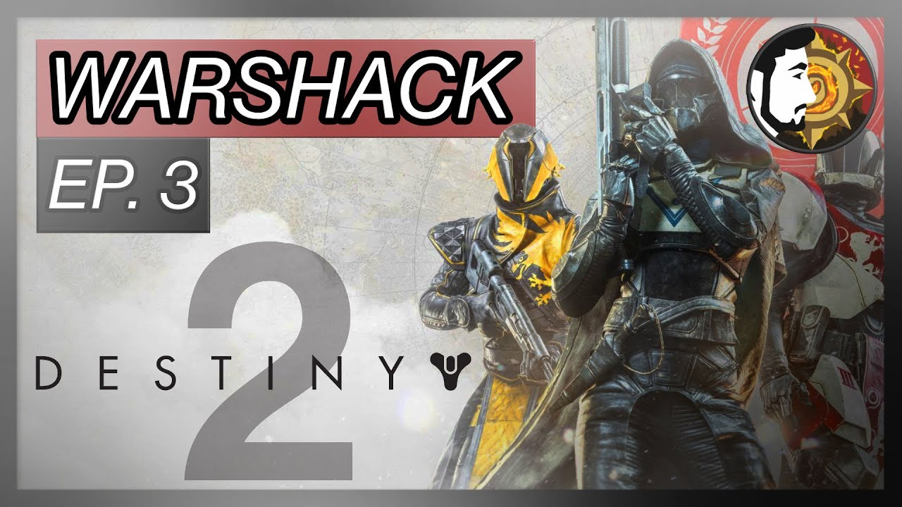 Warshack Plays Destiny 2: High Elo Competitive Gameplay Kappa (Ep  3)