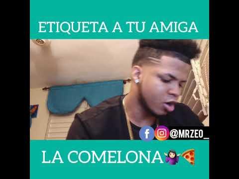Mr Zeo - La Amiga Comelona