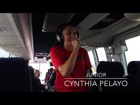 Arizona Softball Meet the Newcomers: Bus Karaoke